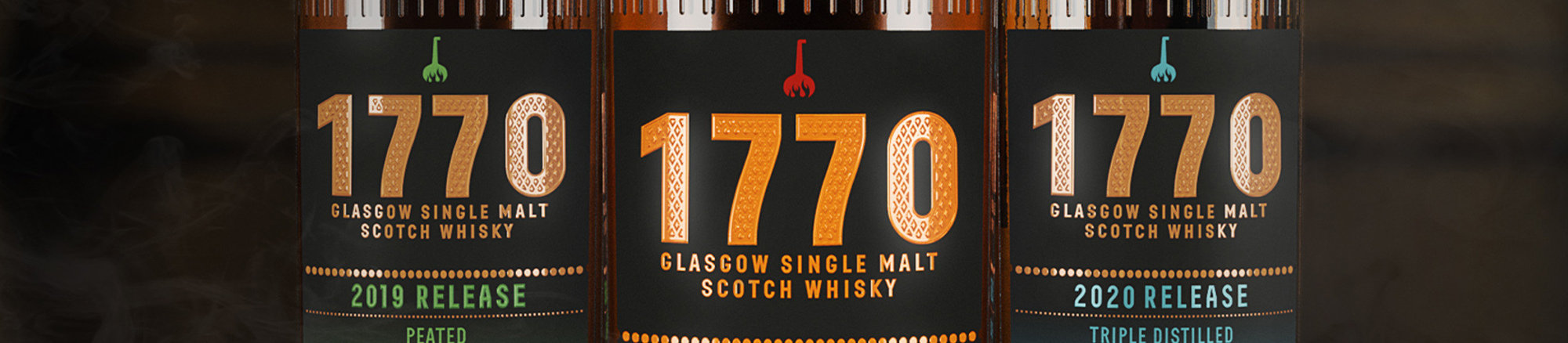 Glasgow 1770 Single Malt Whisky