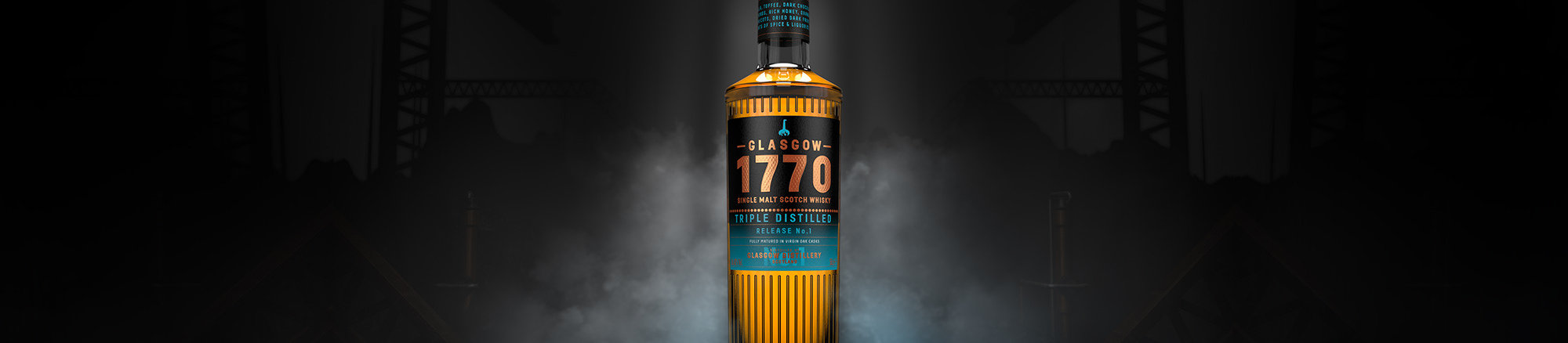 Glasgow 1770 Triple Distilled