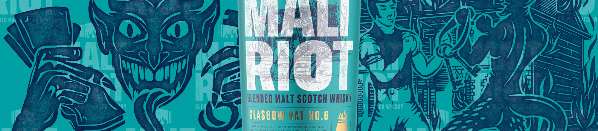 Malt Riot Blended Whisky